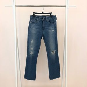 AG Jodi Crop Denim